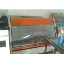 Vitrina Refrigerador Cristal Curvo Masser