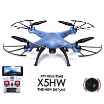 Drone Syma X5hw Con Camara Wifi Tiempo Real Android Ios