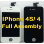 Lcd Pantalla Iphone 4g & 4s , Somos Tienda Fisica.