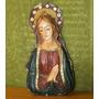 Figura Virgen Pasta