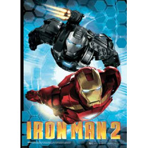 Iron Man 2 3d Moving Poster New
