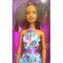 Barbie Vestida De Verano
