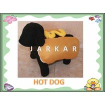 Disfraz De Hot Dog O Perro Caliente Talla 1