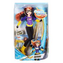 Dc Super Hero Girls Batgirl - Mattel - Boneca