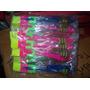 Gcg Lote Bolsa De 12 Flechas Con Luz Voladoras Plastico