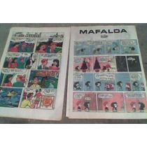 Tiras Comicas Excelsior 1987 Archi,mafalda