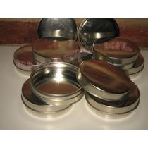 Latas Pastilleros 7,5 Cm Ideal Souvenirs Pack X 50 U. !!!