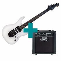 Combo Peavey Guitarra Predator Exp 1 + Amplificador
