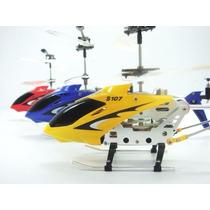 Helicóptero Modelo S107 3ch Mini Controle Remoto Syma-origin