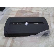Módulo Amplificador Explosound Xm 3600 4 Canais 1400w Rms