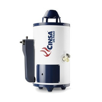 Boiler Cinsa De Paso 5 Litros Gas Lp Cdp-06