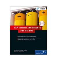 Sap Press Sap Database Administration With Ibm Db2