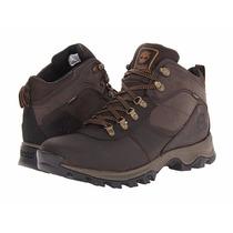 Timberland Mt.maddsen Dark Brown Waterproof / Nuevo 2016