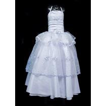 Vestidos De Primera Comunión Para Niñas Talla Única 10
