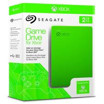 Hd 2tb Xbox One- Seagate - Usb 3.0 Pode Retirar
