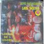 Rock Mexicano, Los Soul Y Jimi Hendrix, 3 Lps 12´,