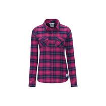 Camisa Dama Salomon Mountain Flannel