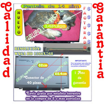 Display Pantalla Laptop Acer V5-4 V5-431 V5-400 14 Slim Eex