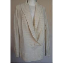 Talla-1x Old Navy Brand Suéter Blanco! S49
