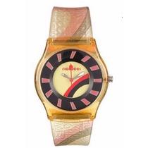 Reloj Fiorucci Movimiento Japones Sumergible Plano Fr1202