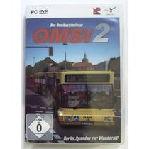 Simulador Brasileiro De Ônibus Patch Bus Omsi 2 - Promoção