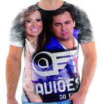 Camiseta Aviões Do Forró Musica Estampada Personalizada 1