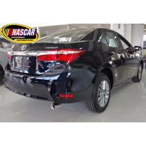 Ponteira Toyota Corolla 2015/16 Mod. Sport Em Aço Inox 304
