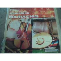 3 Lps Musica De Mariachis Para Mariachis