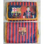 Cartuchera Desplegable Messi Barcelona