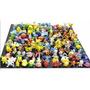 144 Pequeñas Figuras De Pokemon Nuevo Blakhelmet Sp
