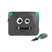 Kit Funda Laptop 14 + Mouse Diseño Perfect Choice Pc-982814
