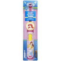 Escova De Dentes Elétrica Infantil Oral B Princesas Disney