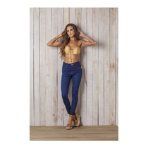 Calça Jeans All Blue Maria Gueixa 10%off 12x S/ Juros