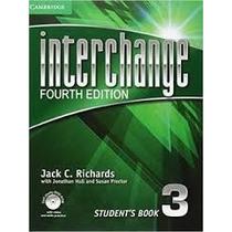 Libro Cambridge 4a Ed. Interchange Nivel 3+audios ( Digital)