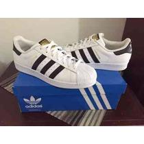 Zapatos Adidas Superstar De Dama Y Caballero