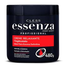 Creme Relaxante Para Escova Definitiva Tioglicolato Essenza