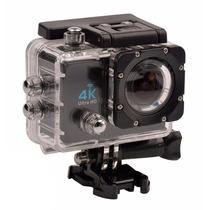 Camera Sport Açao Filmadora Wifi 1080p 4k Moto Capacete