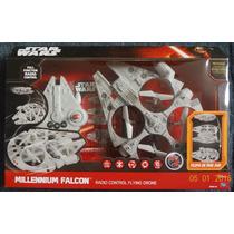 Millenium Falcon Dron Halcon Milenario A Control Remoto Rc