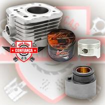 Kit Aumento Potencia Cg125 P/150cc Titan 99 Moto Forte