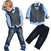 Ropa Outfit Y Conjuntos Modernos Para Niños Envio Gratis