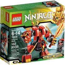 Lego Ninjago 70500 Robot De Fuego De Kai Entregas Metepec