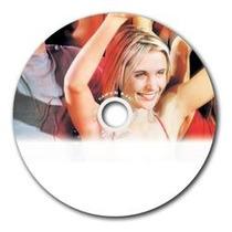 Disco Dvd Imprimible Print 4.7gb Fullface Varias Marcas 100p