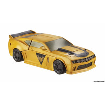 Robo Transformers 3 Em 1 Cyberverse Autobot Bumblebee Hasbro