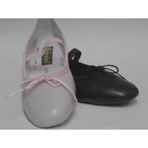Zapato Para Ballet Media Punta Del 15 Al 21.5