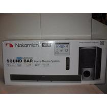 Home Theater System Nakamichi Altavoz De Sonido Bluetooth
