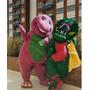 Disfraz Cabezon Dinosaurio Baby Bop Bj Venta Personajes