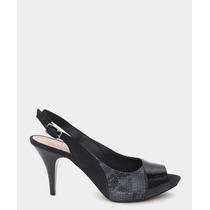 Westies De Nine West Zapatos Talla 27 Mex. Color Azul Maa