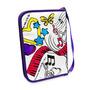 Capa De Caderno Para Colorir Violetta Disney Toyng