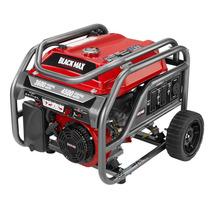 Generador / Planta De Luz 5000w / 3600w Black Max