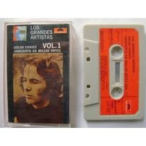 Oscar Chavez Conciero En Bellas Artes Vol. I 1 Cassette
